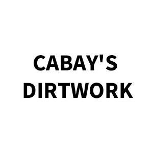 CABAY'S-DIRTWORK